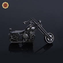 Handmade Metal Model Motorcycles Iron Motorbike Models Metal Craft for Bar&Home Decoration Free Shipping