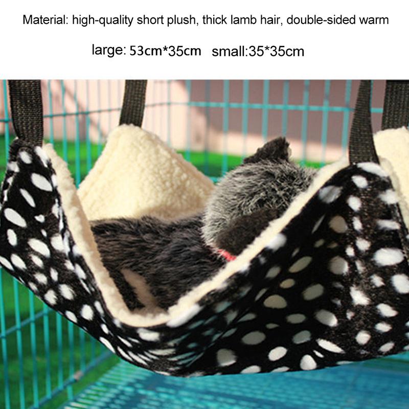 Hanging Cat Hammock Warm Soft Hanging Cat Bed Hammock Warm Soft Hanging Cat Bed Hammock HTB1