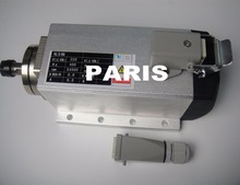800W air cooling cnc milling spindle motor 24000rpm AC220V,400HZ(China)