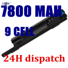 HSW 9cell Battery For dell Studio XPS 13 1340 312-0773 P891C T555C 0P891C 0T555C 312-0773 PP17S R437C T555C T561C W004C bateria(China)