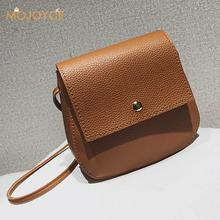 Buy PU Leather Crossbody Bags Women Shell Small Messenger Bag Fashion Mini Phone Shoulder Bag Female Small Handbag Clutches 2018 for $3.38 in AliExpress store