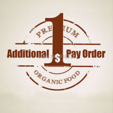 Additional Pay Order For Customize Services Shipping Cost Custom Made Price Difference