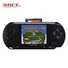Mew PXP3 Handheld Gaming Console built-in 110 Classic Slim Station Free Game Card Console Video Game Player Handheld For Child