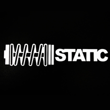 Static Stanced Lowered Dropped Stance Jdm  Window Sticker Vinyl Decal