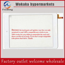 Free shipping 7.85 inch touch screen 100% New for HP COMPAQ 8 1401 touch panel Tablet PC touch panel digitizer(China)