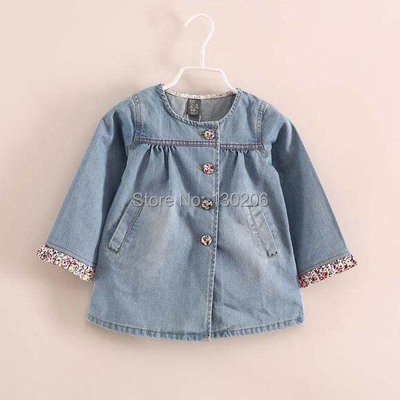 Джинсовая куртка для девочки сшить 196