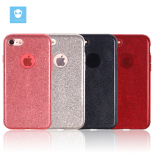 FSHANG for iphone 7 Case Glitter Cute Cover for Apple iPhone 7 Silicone Soft Mobile Case for iphone 7Plus Plus Coque Accesorios