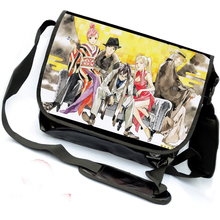 Anime Fashion Noragami Bag Women Men Yato School Messenger Bags Cartoon Canvas Satchel Travel Shoulder Bags(China)