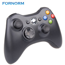 FORNROM 2.4GHz Wireless Bluetooth Gamepad for Microsoft XBOX 360 Joystick Game Controller for Microsoft XBOX 360(China)