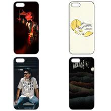 For Apple iPhone 4 4S 5 5C SE 6 6S 7 7S Plus 4.7 5.5 iPod Touch 4 5 6 Protective Skin Arcade Fire Canada Rock