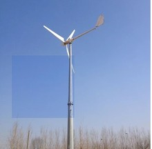3KW grid tie wind power system(China)