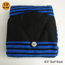 Quick-dry Surf Sock Cover 12 Sizes of 6ft-10ft Storage Bag surfboard Bag 8ft Surf Sock 4 Colors Available
