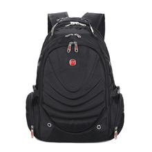 New 2017 Quality Waterproof Oxford Swissgear Backpack Men 15 inch Laptop Bag Sac A Dos Men Backpacks Swiss Travel BackpackS