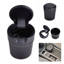 New Black Plastic Interior Ashtray Ash Tray Smoking Can Bin Container 5GG 857 961 5GG857961 fit for VW Golf 2013 2014 2015