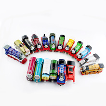 1pcs hot kids thomas trains the tank engine railway die cast car model of tank mini trucks gifts machine truck collectible toys