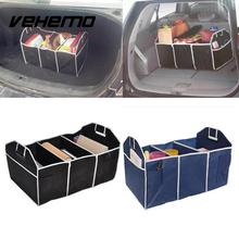 Collapsible Folding Car Trunk Organizer Toys Food Storage Truck Cargo Container Bags Box Car Stowing Styling Auto Accessories
