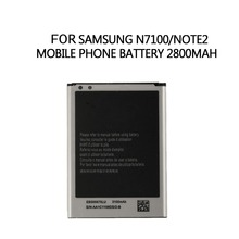 Built-in Replacement Mobile Phone Battery Portable Brand New For Samsung N7100 NOTE2 Charging 3100mAH Large Capacity