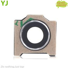 Free shipping OEM Camera Lens Ring Replacement Part for Sony Xperia Z1 L39h C6903 Honami - Black