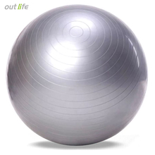 Hotselling Yoga Fitness Ball 65cm Utility Yoga Balls Pilates Balance Sport Fitball Proof Balls Anti-slip for Fitness Training(China)