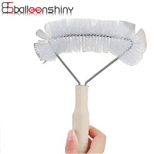 BalleenShiny Windown Brush Screens Dedicated Holder Dusting Cleaning Brush Window Wiper Sweeping Brush Home Cleaning Tool(China)