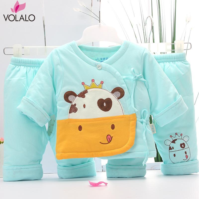 Winter new born infant baby girl clothes clothing set sets 3 pieces floral pink yellow blue sweet children baby clothing set<br><br>Aliexpress