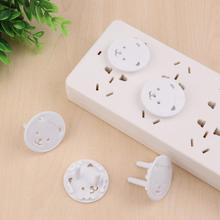 Buy 10/20Pcs Power Socket Electrical Outlet Baby Kids Child Safety Guard Protection Anti Electric Shock Plugs Protector Rotate Cover for $1.36 in AliExpress store