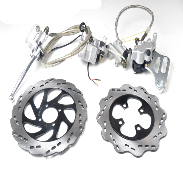 Disc Rotor for Scooter Quad Rear Disc Brake Assembly Master Cylinder Caliper