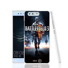 17096 Cool Battlefield 3 Game Graphic Logo cell phone Cover Case for huawei Ascend P7 P8 P9 lite Maimang G8