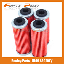 4 X Oil Filter Cleaner For KTM EXCF SXF XCF XCFW XCW EXC EXCR SMR Six Days 250 300 350 400 450 505 530 Motocross Enduro