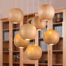 Sexual creative real wood droplight creative restaurant designers sitting room lamps and lanterns light wooden chandeliers