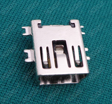 100 pcs Freeshipping Mini USB connector B type 5pin SMT sink 1.7 USB socket female Mini USB jack