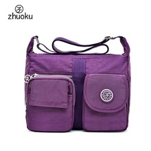 2017 Women Messenger Bags Ladies Shoulder bag Brand Designer handbag good Quality women bag crossbody sac a main Promotion ZK757