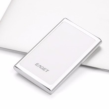 "Eaget 2.5"" Ultra-thin USB 3.0 High Speed External Hard Drives Portable 500GB 1TB Shockproof Mobile Hard Disk HDD(China)"