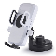 Newest design Robot-style Qi Car Wireless Charger for Nexus iPhone Samsung Galaxy Nokia Holder Stand best quality