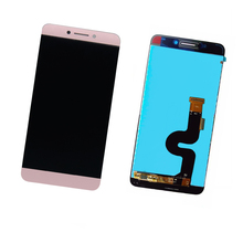 For Letv le LeEco Max 2 Max2 X820 Pink LCD Display Panel Screen Monitor Moudle + Touch Screen Glass Sensor Assembly