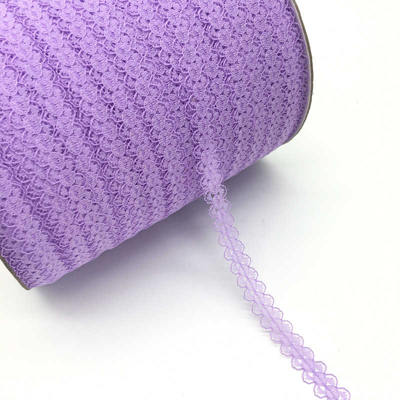 5-10Yards 15mm car Eco Cotton Ribbon Needlework Hand Made Home Decor Sewing