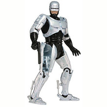 "Robocop Warrior  7"" Action Figure Body with Spring Loaded Holster Model Toys Best Kids Gifts Collections"