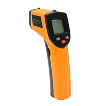 Outdoos &Camping Digital GM320 Infrared Thermometer non contact infrared Themperature Pyrometer IR Laser Point Gun-50~380 degree