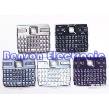 BaanSam New High Quality English Keyboard Buttons For Nokia E72 Phone Housing Case