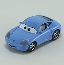 Pixar Cars Diecast Sally Metal Toy Car For Children 1:55 Loose Brand New In Stock  Lightning McQueen