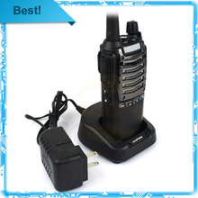 2pcs/lot best price 1800mAh Li-ion battery baofeng UV 8 dual band vhf/uhf handheld walkie talkie free shiping