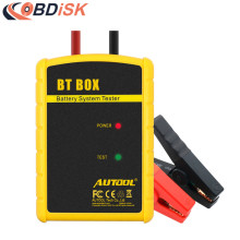 High Quality Battery Tester AUTOOL BT BOX Support Android iOS iPhone with Powerful Function Automotive Battery Analyzer