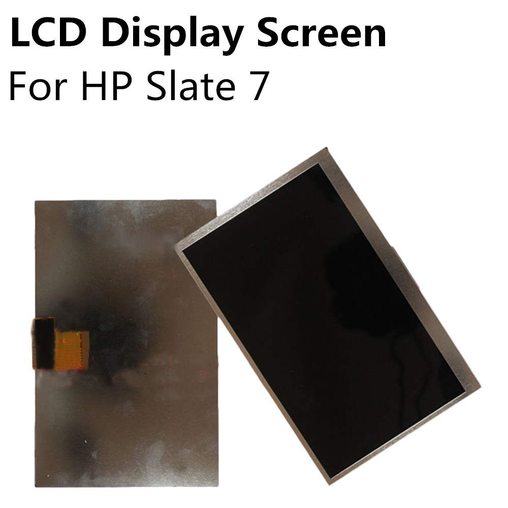 New LCD Display Screen For HP Slate 7 LCD Display Panel Screen Monitor Moudle Replacement Parts Repair Part Quality FreeShipping<br><br>Aliexpress