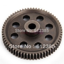 11184 HSP Steel Differential Metal Main Gear 64 Teeth RC 1/10 Scale Model Buggy truck Spare Parts 11184