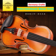 Professional Violin gradings HV-900B,European old style classical violin,high quality 30 years maple material handmade violin