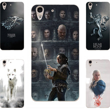 GOT Game Of Throne House Stark Hard PC Painting Case For Huawei Honor Holly 3 / Honor 5A Play / Y6 2 Y6 ii Phone Printed Cover