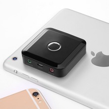 URANT 2 in 1 Bluetooth 4.1 Audio Transmitter Receiver Wireless A2DP Bluetooth Audio Adapter Portable Audio Player Aux 3.5mm