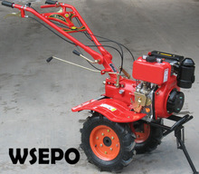 OEM Quality&Factory Direct Supply! 170F 4HP 211CC Diesel Engine Powered 1WG4.0 Farm Cultivator,Garden Mini Rotary Tiller(China)