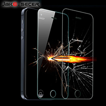 "For Tempered Glass iphone 6 on Screen Protector for iPhone 6 Glass 5 5s SE 6s 7 Plus 0.26mm 2.5D 4"" 4.7"" 5.5"" Ultra Thin New"