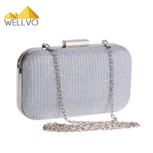 Women Day Clutch Bag Luxury Ladies Evening Hand Bags Chain Handbag Designer Bridal Wedding Party Purse Mini bolsas mujer XA2013C